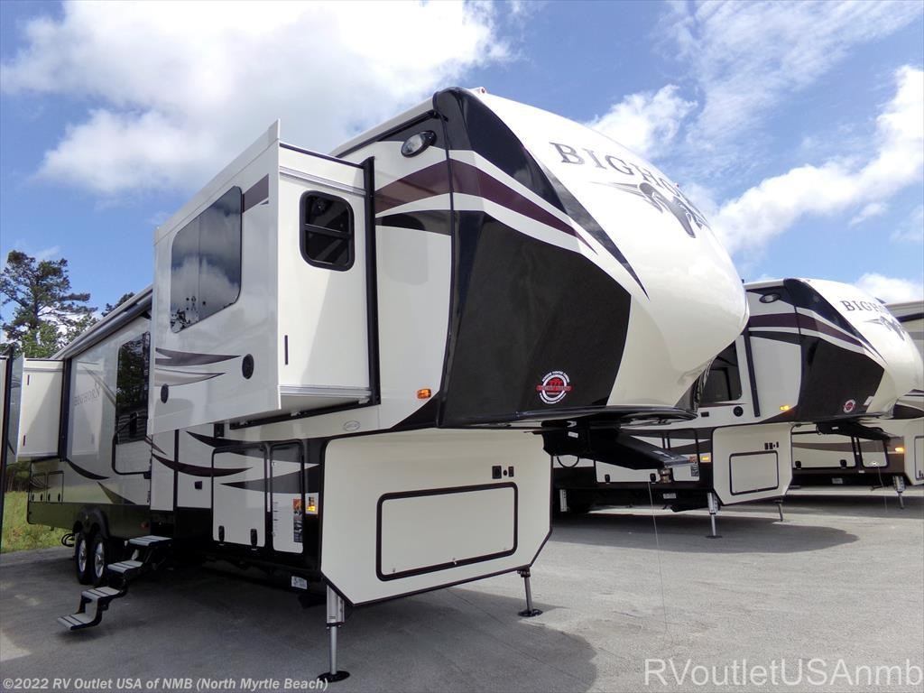 SCHB0214 2018 Heartland RV Bighorn 3750FL for sale in