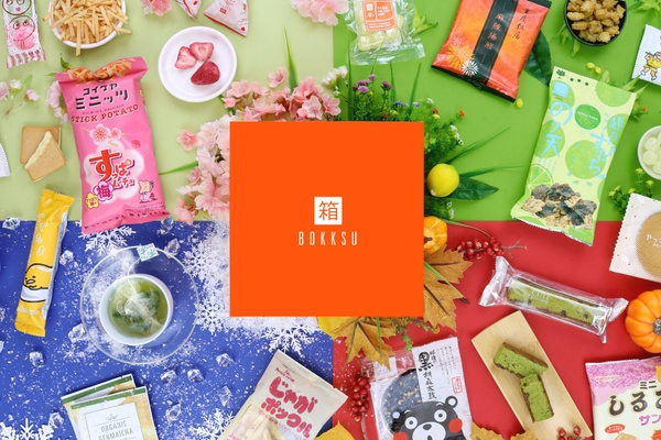 Bokksu Review | Japanese Snack Subscription Box