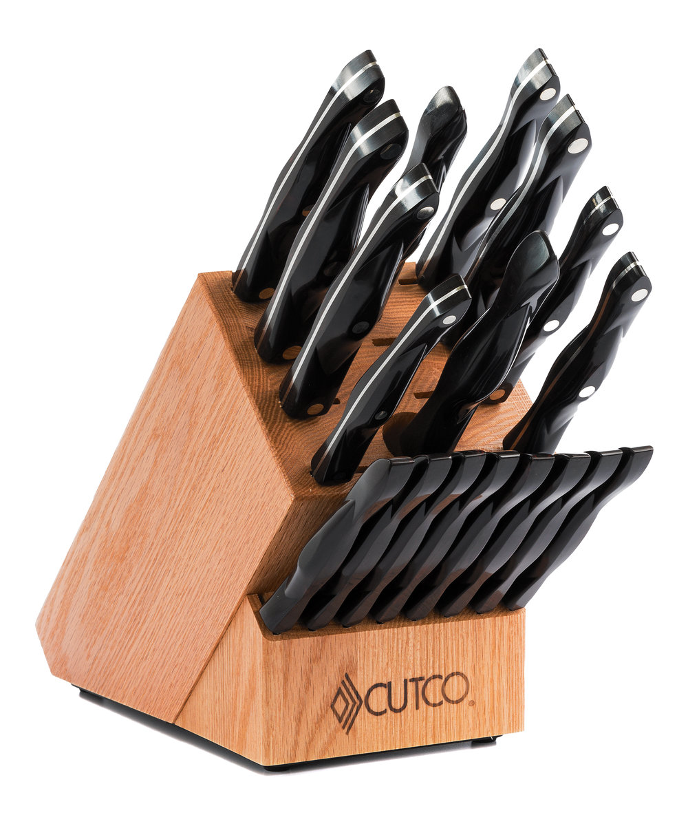 american made kitchen knives magazine knife sets small house interior design homemaker 8 set with block w petite chef