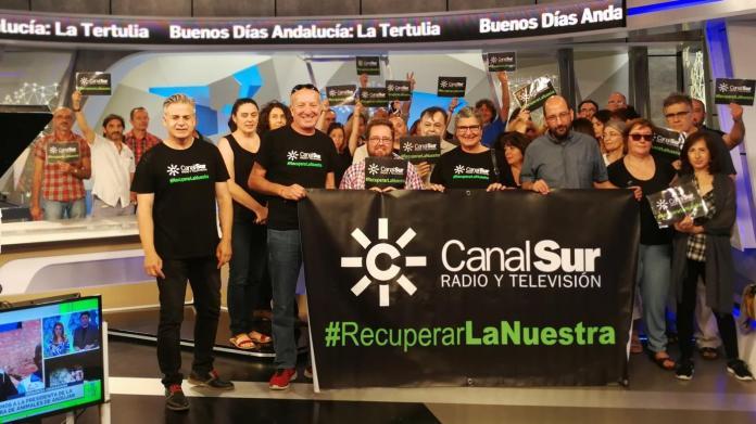 La plantilla de Canal Sur es cada vez más pequeña y veterana | Andalucía  Información. Todas las noticias de Andalucía