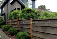 Good fences make good gardens