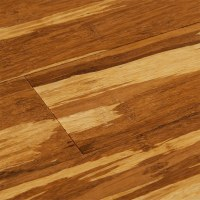 Yanchi T&G Solid Strand Woven Bamboo Flooring Tiger