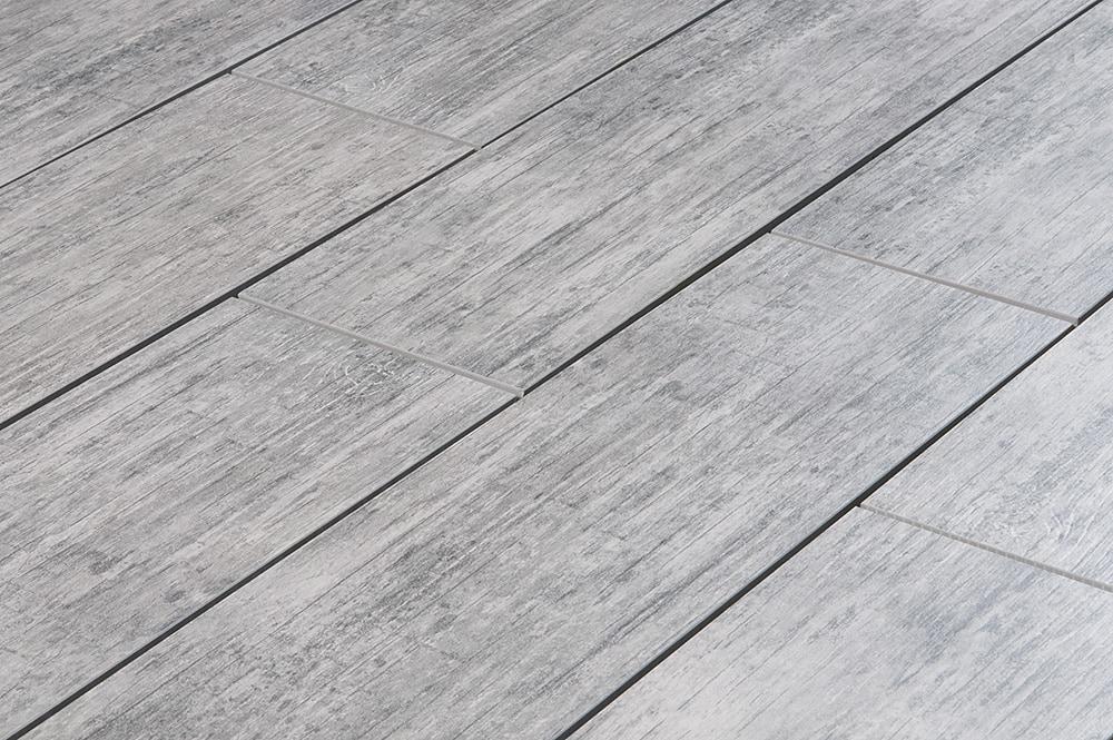 grey wood grain ceramic tile  Home Decor