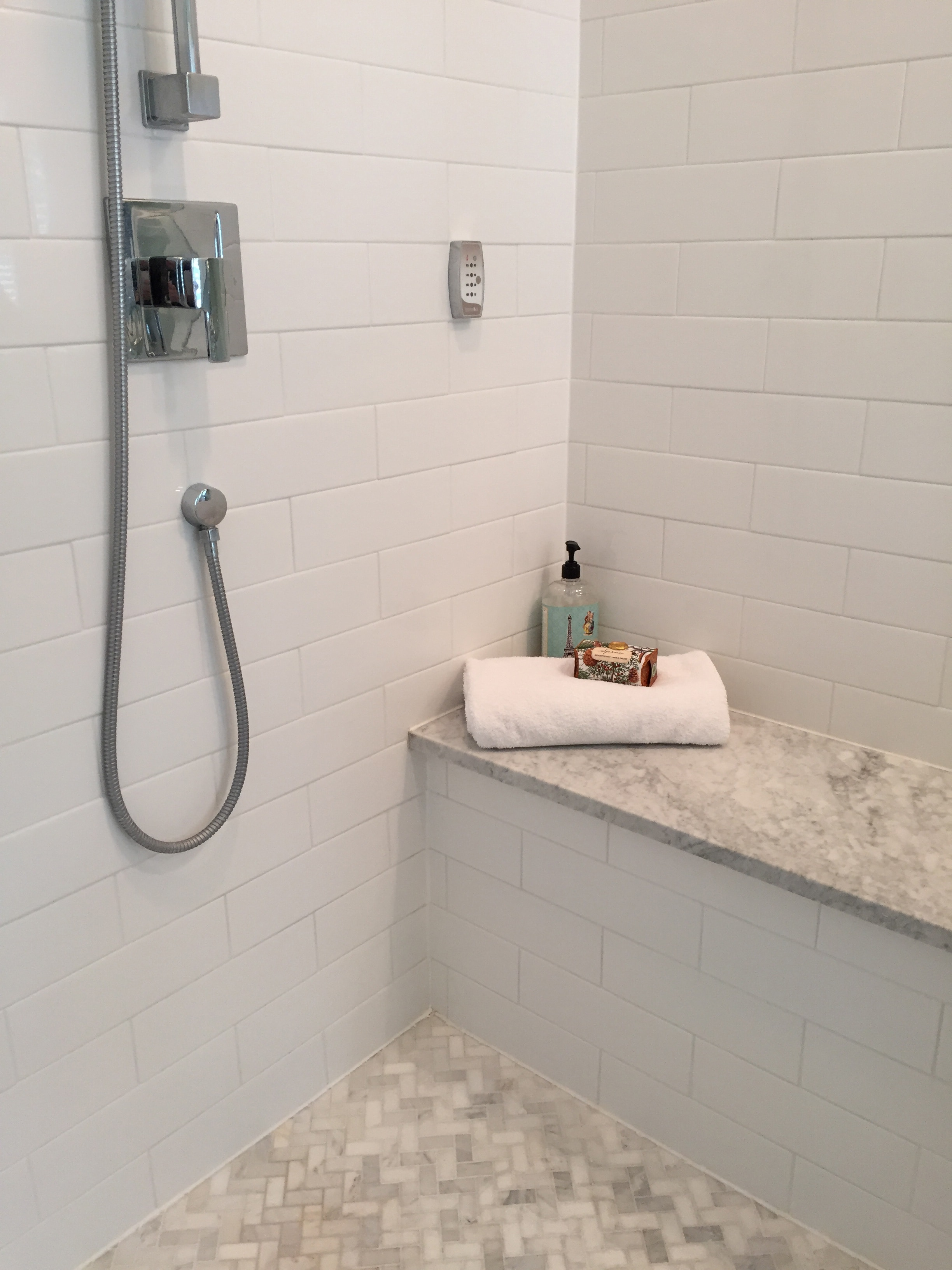 Subway Tile Bathroom Hammersmith Subway Tile White 4