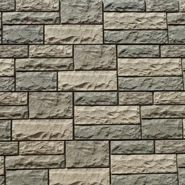 Stoneworks Faux Stone Siding Panels