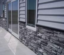 Adorn Mortarless Stone Veneer Siding Colorado Gray 4 Sq