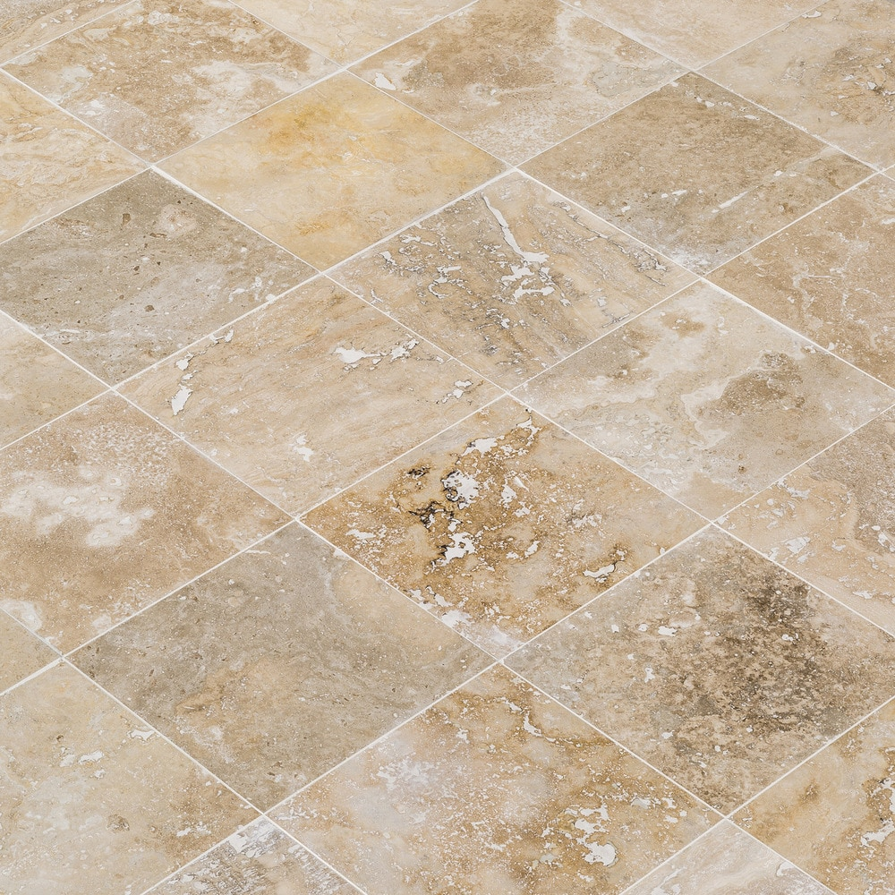 travertine tiles honed and filled