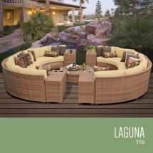 Tk Classics Laguna Collection Outdoor Wicker Patio