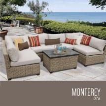 Tk Classics Monterey Collection Outdoor Wicker Patio