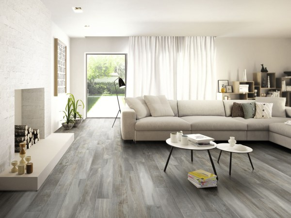 gray porcelain tile living room Porcelain Tile Living Room | Baci Living Room