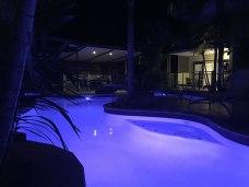 Shantara Pool Night