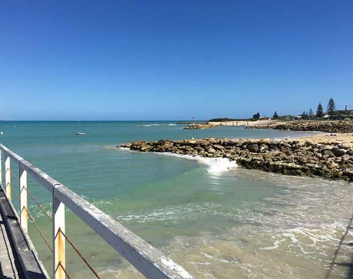 Beachport view right