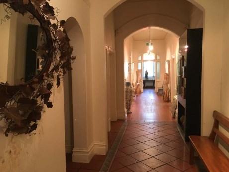 The Convent hallway