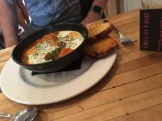 Spanish Eggs Breakfast