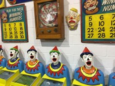 Mills Market Circus Clowns