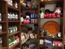 Beechworth Lolly shop shelves