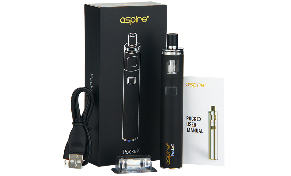 Aspire PockeX Pocket AIO Starter Kit - 1500mAh