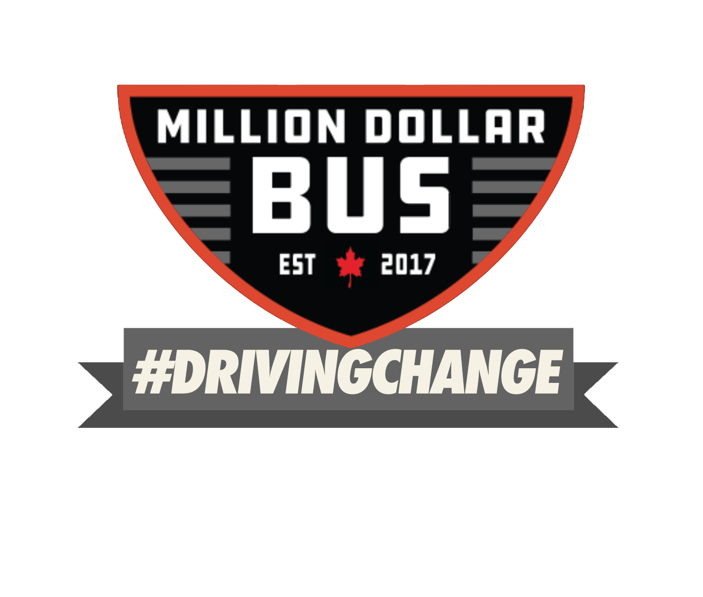 Million Dollar Bus logo