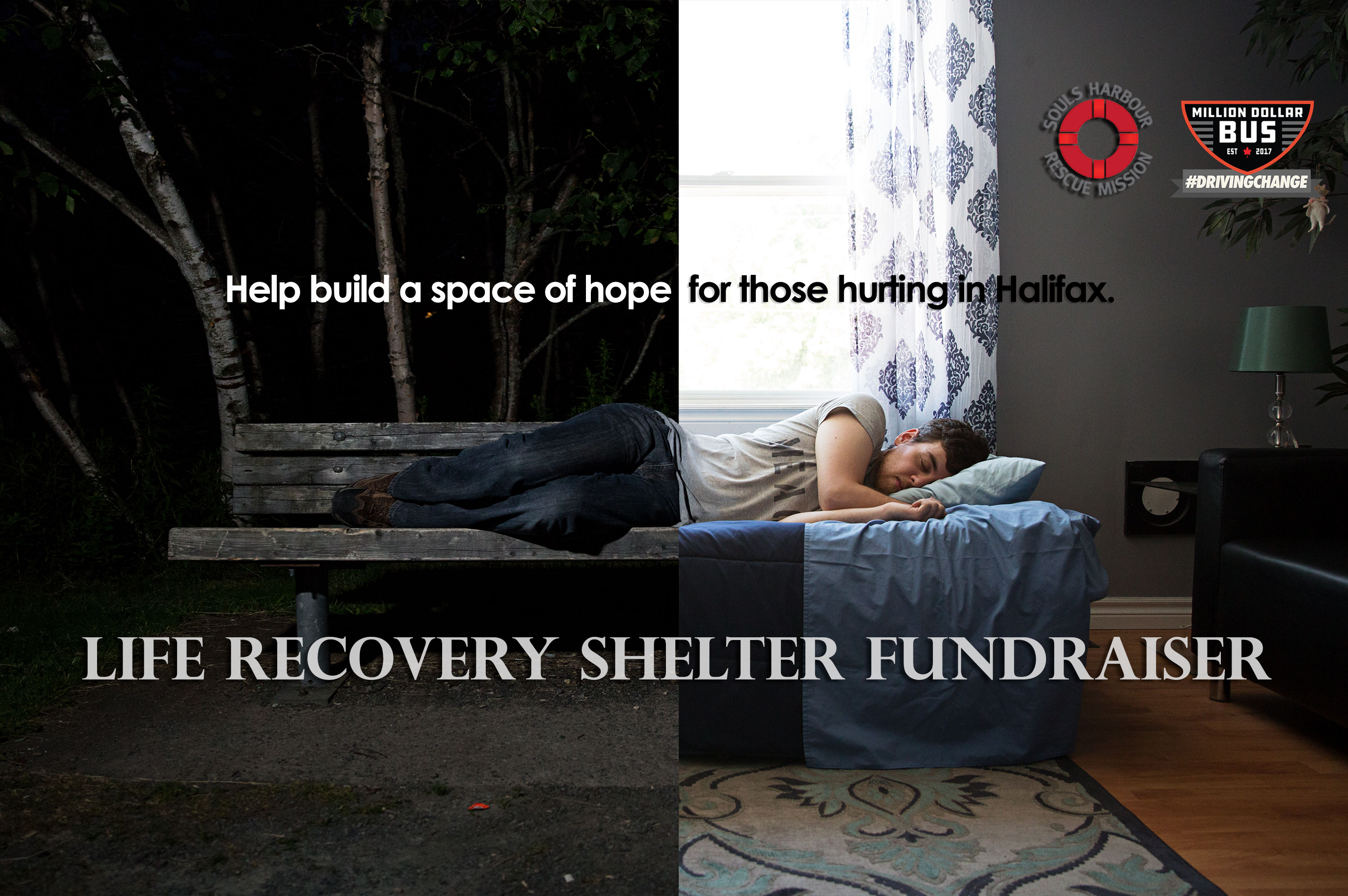 Homeless Hurting Halifax LIFE Recovery Shelter