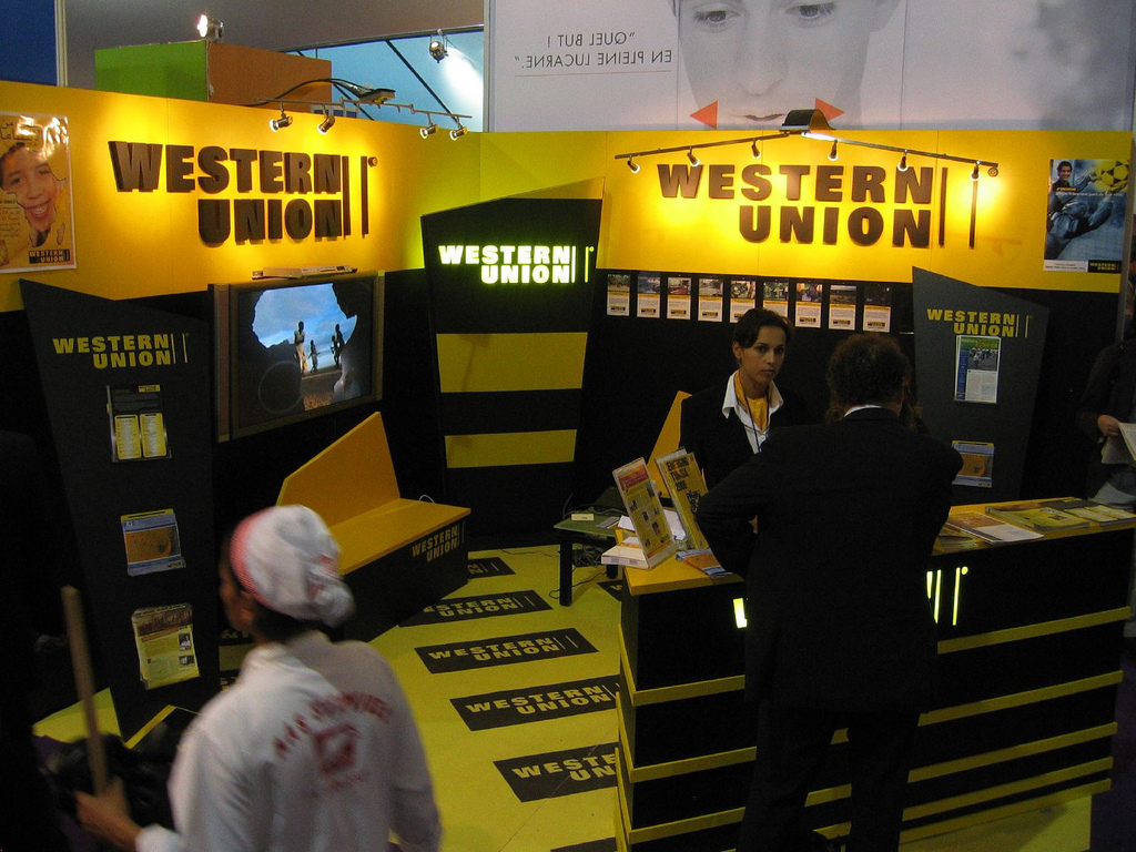 Wiring Money Western Union Fees