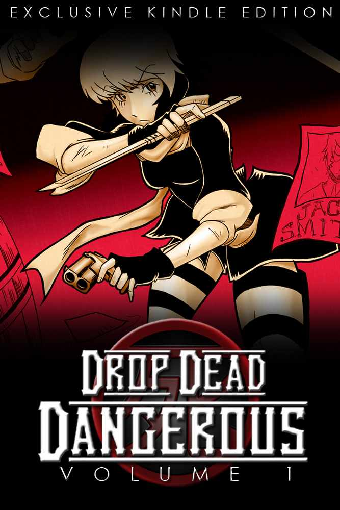 Drop Dead Dangerous - Volume 1 cover