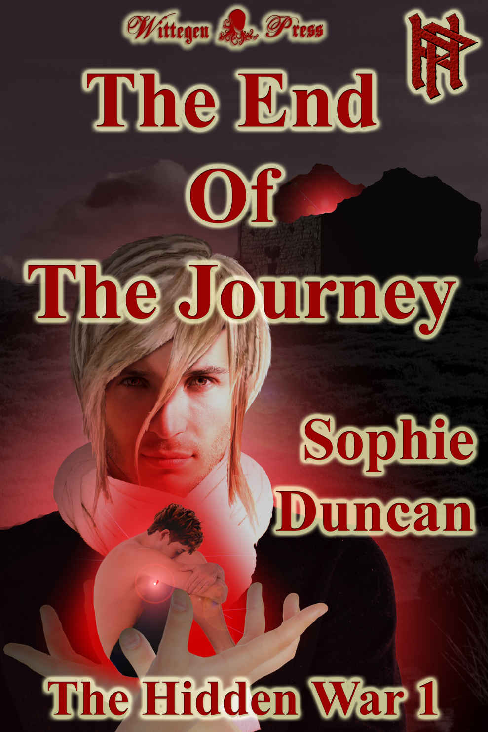 The End of The Journey (The Hidden War #1) by Sophie Duncan
