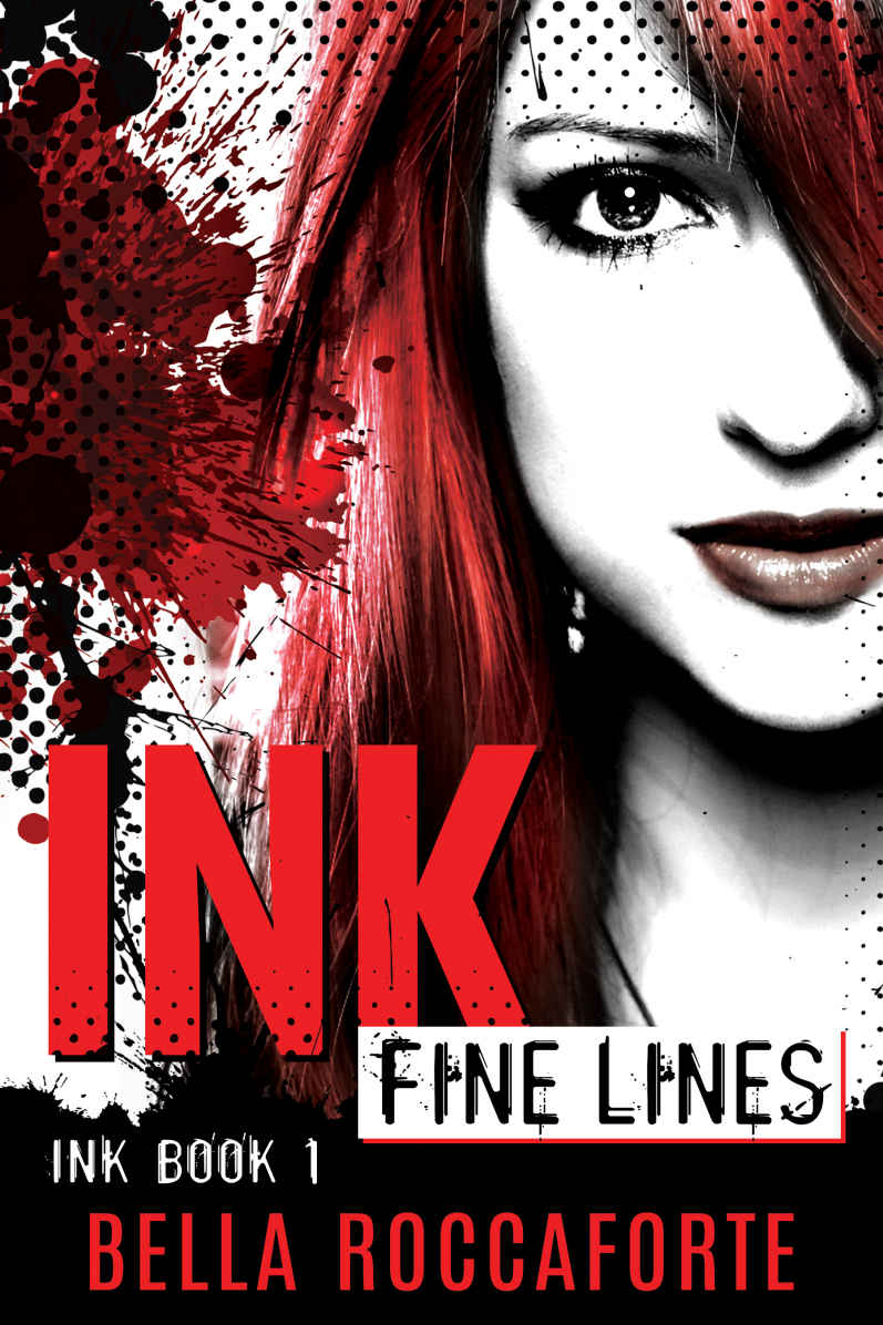 INK: Fine Lines - Bella Roccaforte