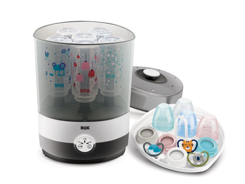 NUK 二合一蒸氣烘乾消毒鍋|Mombaby 媽媽寶寶懷孕生活網