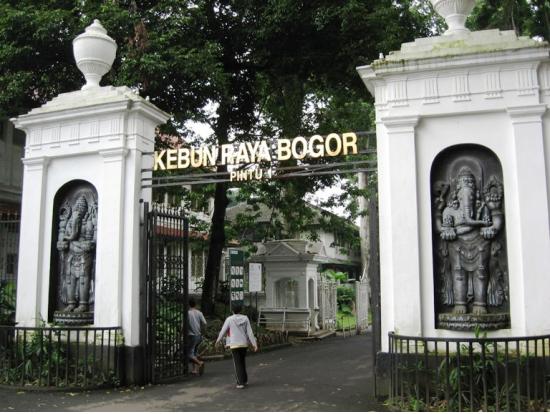 ボゴール植物公園