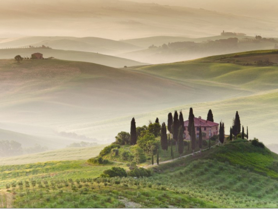 Tuscany One Day Tour from Rome with Wine Tasting and Lunch