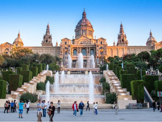 Barcelona Tour with Sagrada Familia Park Gell  Casa Mila Skip the Line Entry Barcelona tours