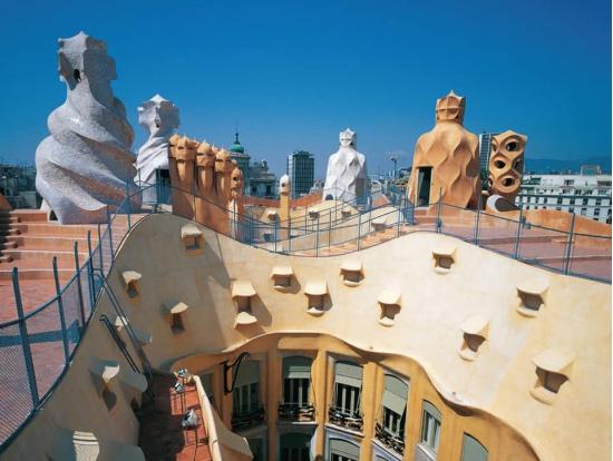 Gaudis La Pedrera Skip the Line Ticket with Audio Guide Barcelona tours  activities fun