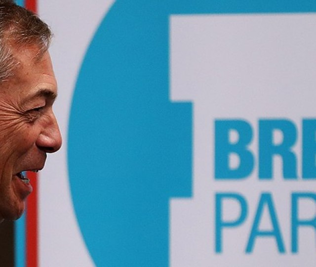 Dont Bet Against The Brexit Party Winning The Eu Elections