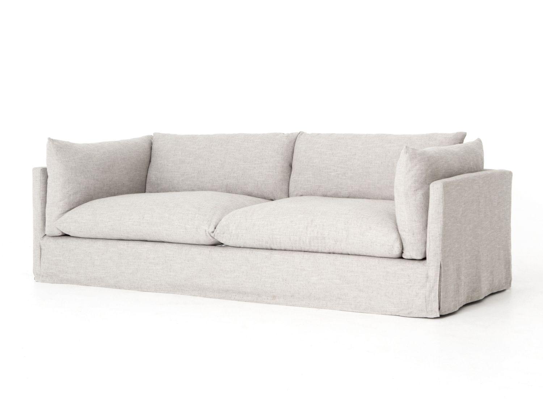 crypton fabric for sofas macys sofa beds leslie in nimbus mecox gardens