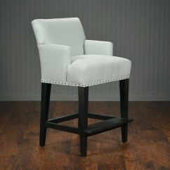 Upholstered Counter Chairs Ergonomic Chair For Back Pain Bolton Stool Mecox Gardens