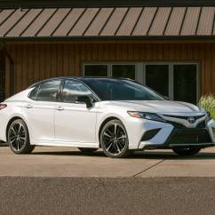 All New Camry Specs Stop Lamp Led Grand Veloz 2018 Toyota