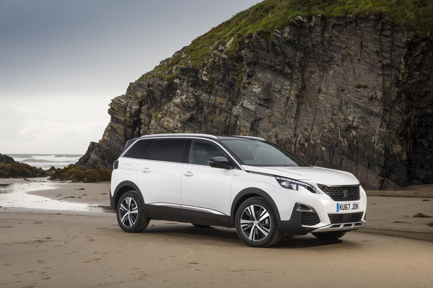 Motability offer of the month: Peugeot 5008 SUV