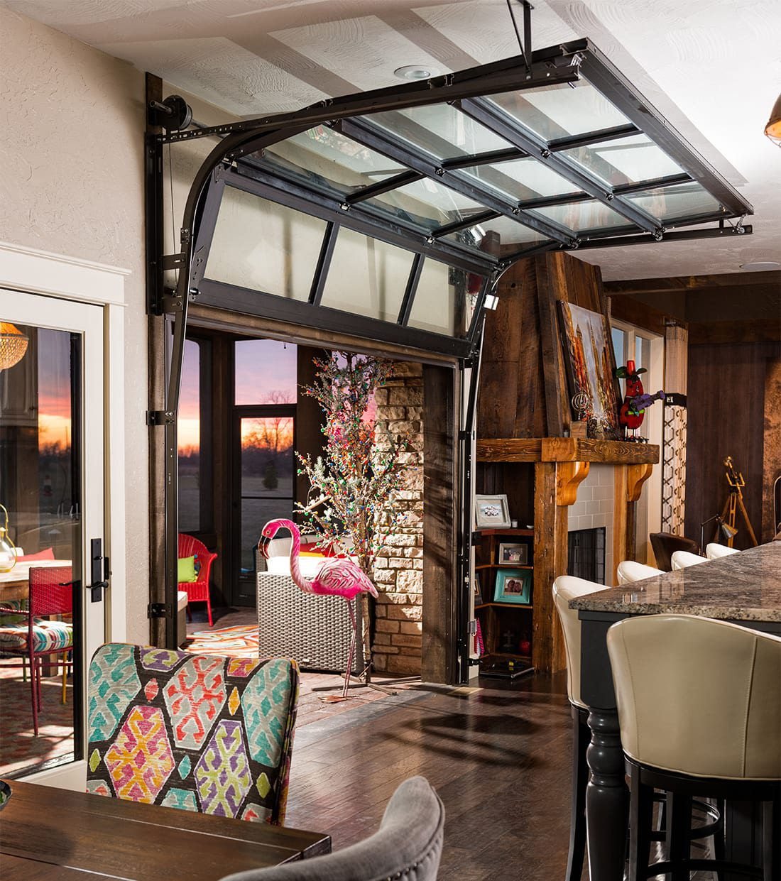 Paul Sundys Eclectic Home