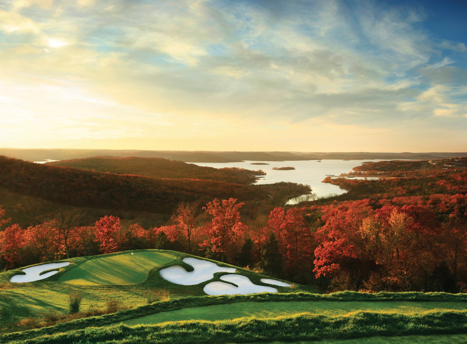 Photo Courtesy Top Of The Rockalong With Countless Beautiful Views Of Table  Rock Lake, Top Of The Rock Features A Jack Nicklaus Signature Golf Course,