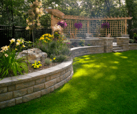 Backyard Retaining Walls - talentneeds.com