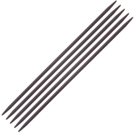 Pony Rosewood 3 mm 20 cm Rosewood Double Pointed Needles