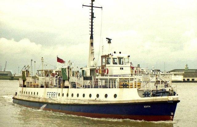 Tilbury Ferry', 1987 - Essex Sounds