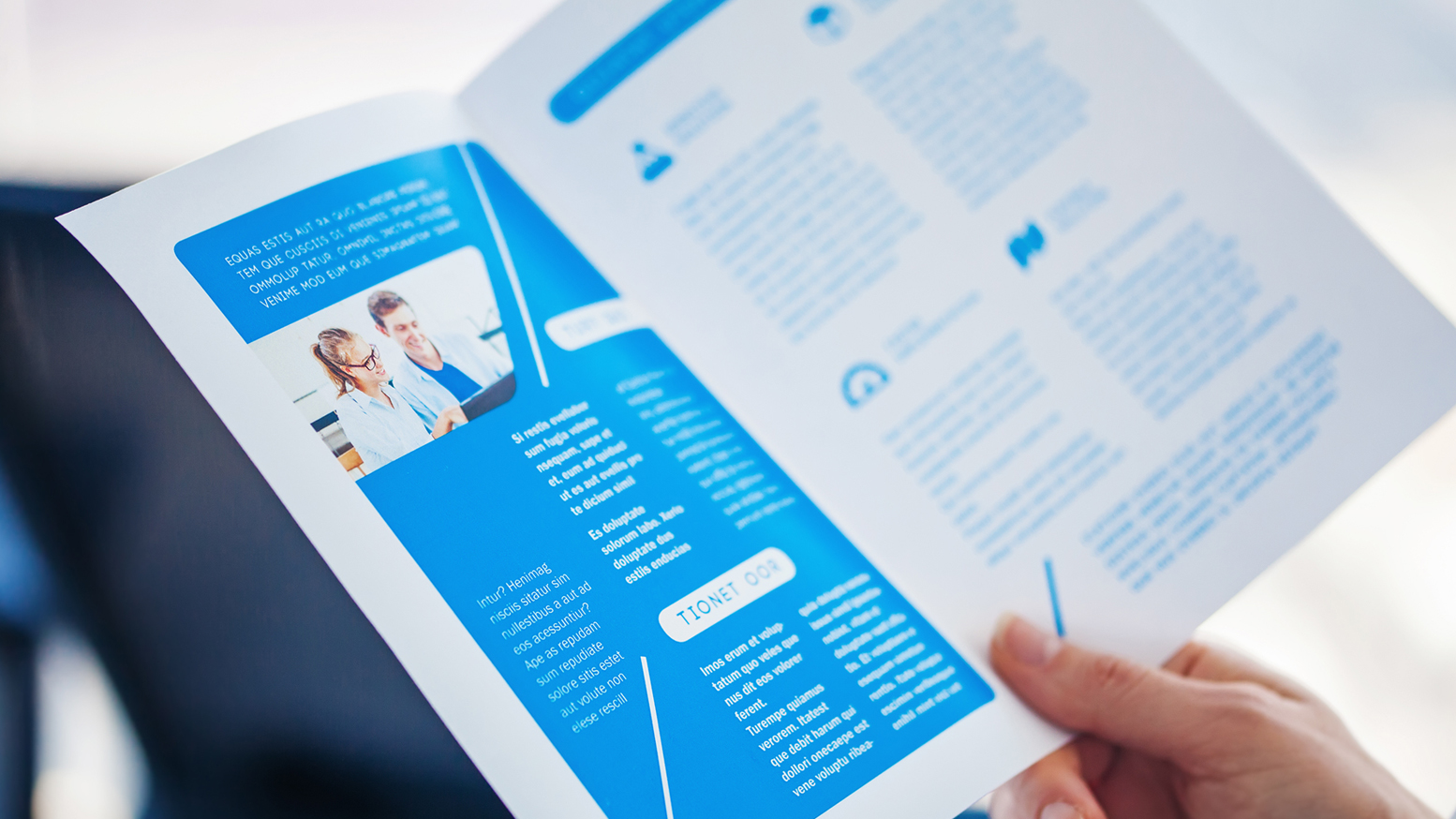 The Ultimate Brochure Paper Guide: Confusing Terms Explained
