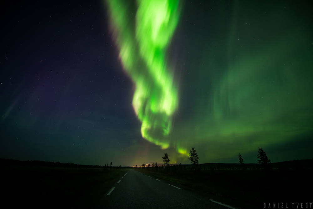 Northern Lights Break