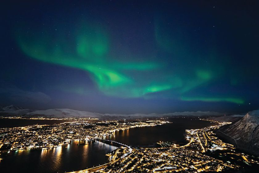 Best Time Visit Norway Northern Lights 2017