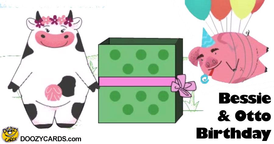 Singing Animated Cards Free Birthday Facebook