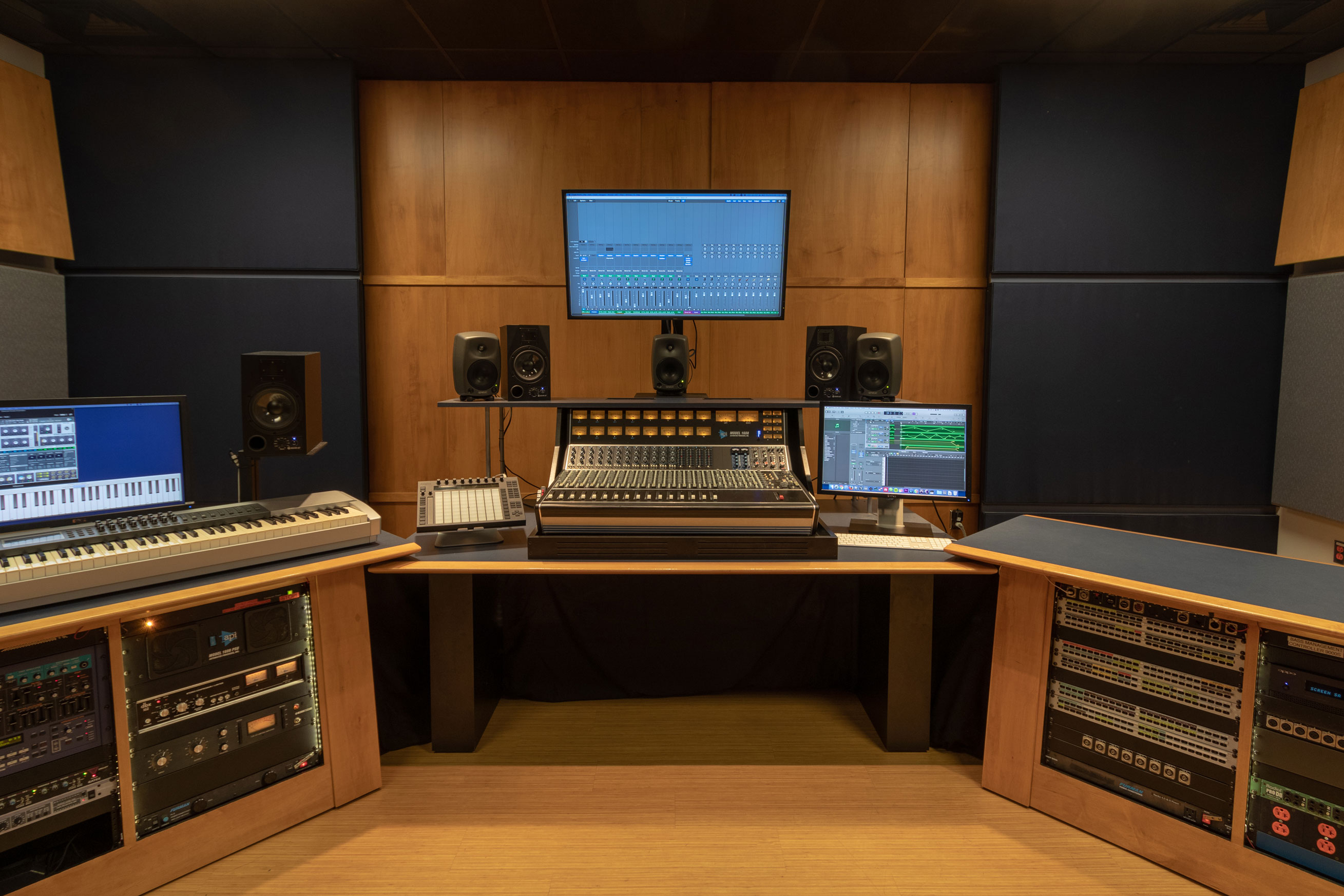 Audio Studios  Duderstadt Center