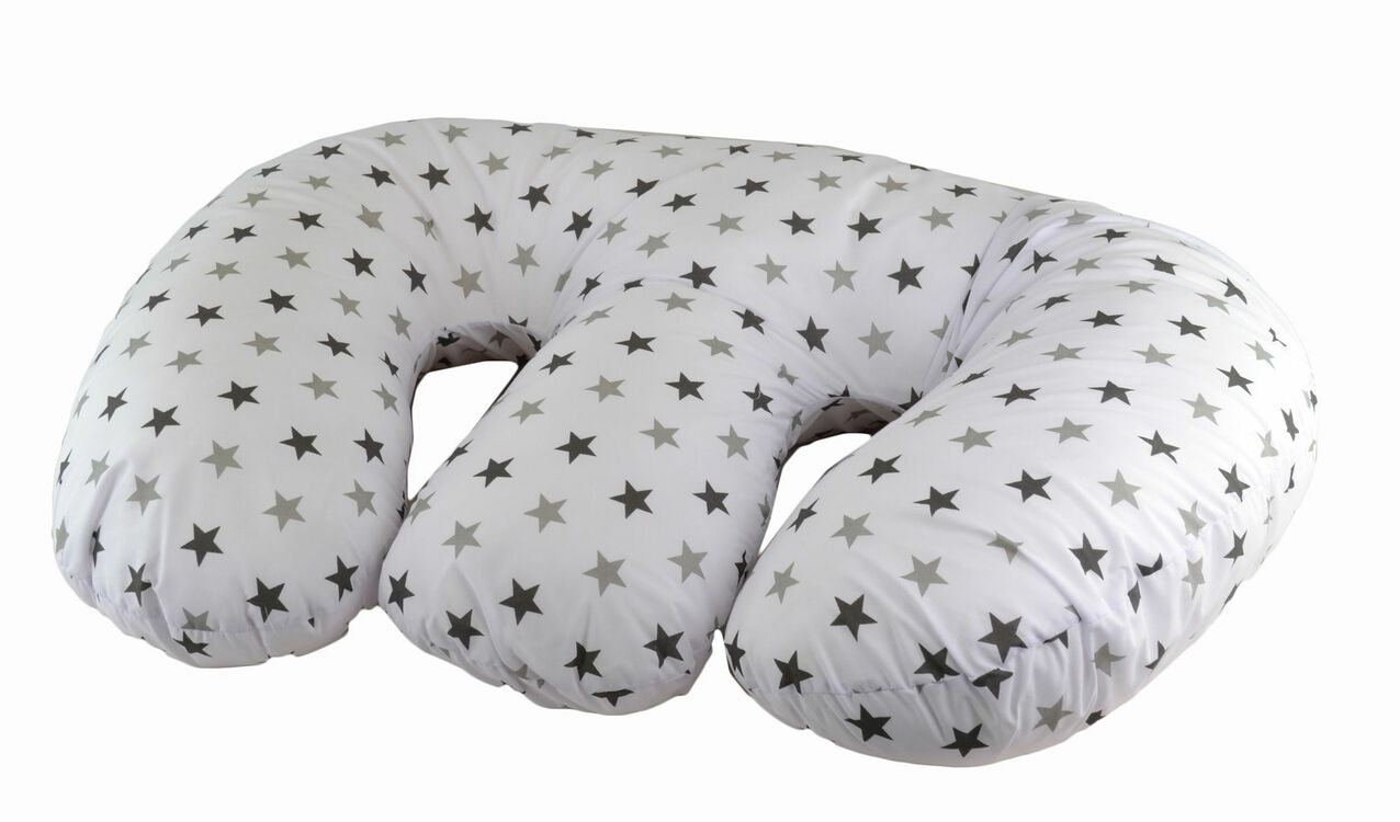 cuddles collection twin nursing support pillow