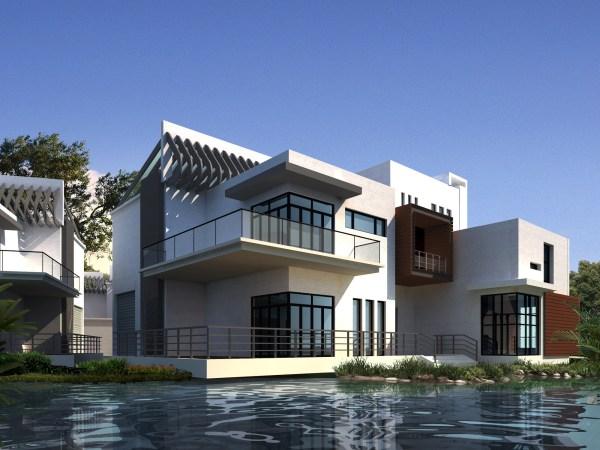 House 036 3d Model