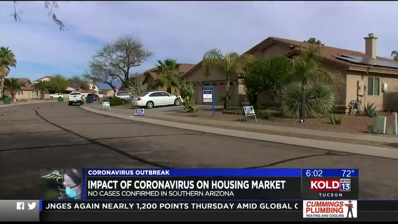 Tucson real estate broker expects COVID-19 to impact housing market